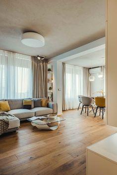 Elegáns modern lakás kifinomult design megoldásokkal felturbózva,  #barna #Bulgária #bútor #design #designbútor #elegáns #fehér #fekete #fém #konyha #kortárs #lakás #meleg #modern #nappali #szín #designvilágítás, https://www.otthon24.hu/elegans-modern-lakas/
