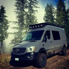 The Best 4x4 Mercedes Sprinter Hacks, Remodel and Conversion (69 Ideas)