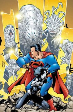 Superman by Carlos Pacheco