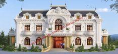 Benz G Class, Good House, Home Fashion, Modern House Design, Palace, Building A House, Villa, Exterior, Mansions