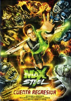 Max Steel, Movie Posters, Art, Art Background, Film Poster, Kunst, Performing Arts, Billboard, Film Posters