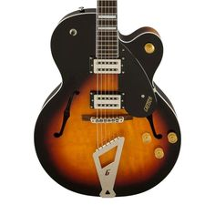 Gretsch G2420 Streamliner Hollow Body Electric Guitar - Aged Brooklyn Burst
