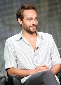 """Breakout TV Actors of 2013 Playing Ichabod Crane, Tom Mison could carry """"Sleepy Hollow"""" single-handedly. Mison has plenty of brilliant co-stars to support him, but his angsty character has been said to steal the show."""