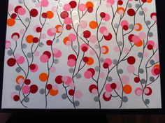 Simple Canvas Painting Ideas | Paintings: Lucy | My Picky Kid