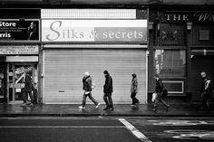 Single File by stephen cosh, via Flickr