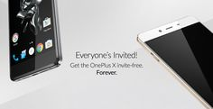 Oneplus X can be now bought without any invite