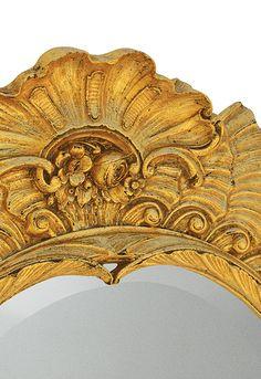Warwick House Mirror, SFB07106. http://www.fschumacher.com/products/furnishings/tearsheets/SCH_SFB07106_tearsheet.pdf #Schumacher