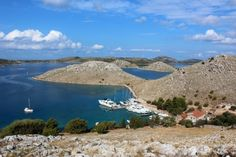 Sailing in the Kornati islands-from 100€ to 140€/day, plus food