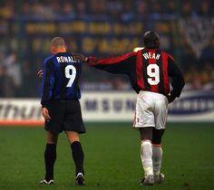 Ronaldo & Weah