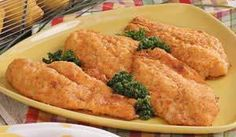 Baked Parmesan Catfish Recipe !   This is spectacular