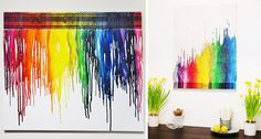 Eight easy and unusual ways tocreate anabstract painting. Becoming anartist iseasier than you think!