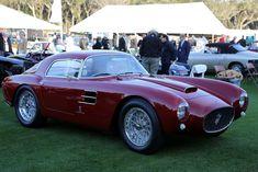 Maserati A6G CS Pininfarina 1954 #maseraticlassiccars #maserativintagecars