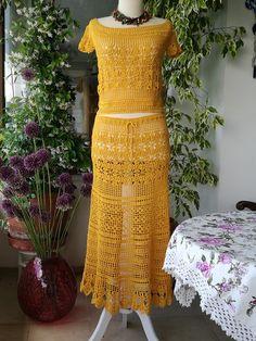 Crochet Dress For Women Handmade Fashion 21 Super Ideas Crochet Scarf For Beginners, Crochet Patterns Free Women, Crochet Keychain Pattern, Crochet Summer Tops, Tutus For Girls, Pattern Fashion, Short Sleeve Dresses, Trending Outfits, Handmade