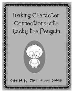 Tacky the Penguin: Connecting with Characters $