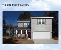 The Brooke at Creekside #Creekside #RichmondHillGa #RichmondHillPlantation #NewConstruction