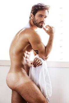 Model: Thiago Zanini Photographer: Laercio Luz  @eroticcomag on Instagram