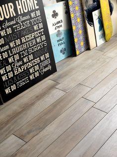 Piastrelle: Collezione Treverkmood da Marazzi Ceramiche | Anno: 2013 | Materiali: Gres porcellanato | #bagno #design #salonedelmobile2014 #trend #salonebagno | @Gayla Power  |