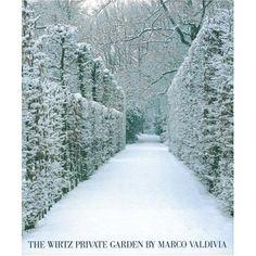 wirtz garden in winter/belgium