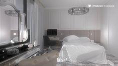 Apartament w Nordic Haven - od zaplecza - Apa Trojanowscy Bed, Furniture, Home Decor, Decoration Home, Stream Bed, Room Decor, Home Furnishings, Beds, Home Interior Design