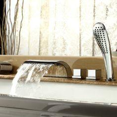 LightInTheBox Contemporary Waterfall Tub Faucet with Hand Shower - Chrome Finish LightInTheBox,http://www.amazon.com/dp/B00870575I/ref=cm_sw_r_pi_dp_jqeAtb158S2B5CTQ