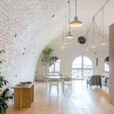 Image result for industrial steel archway interior design