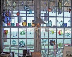 Quarterdeck Window, Scituate, Massachusetts, photo art, home decor, nautical…