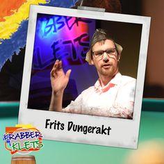 Martijn Huigevoort: Frits Dungerakt , https://www.facebook.com/krabberklets/?fref=ts