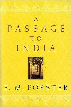 Forster's exquisitely observed novel about the clash of cultures and the consequences of perception, set in colonial India. 100 Best Books, Best Books Of All Time, I Love Books, Great Books, New Books, Books To Read, Reading Lists, Book Lists, A Passage To India
