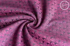 Coeur Mulberry Baby Wrap by Oscha Slings, woven from bamboo, Combed Organic Cotton. Hand crafted in Scotland Baby Carrying, Baby Wrap Carrier, Woven Wrap, Baby Wraps, Baby Wearing, Bright Pink, Organic Cotton, Bamboo, Purple