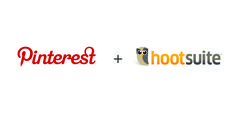 Pinterest and Hootsuite and how  they work together.