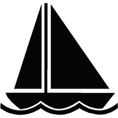 pin by muse printables on silhouette clip art at silhouettegarden rh pinterest com free sailboat clipart images free sailboat clipart images