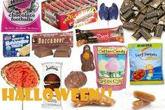 Guide: Vegan Halloween Candy