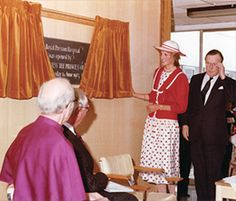 On Wednesday June 1st, Princess Diana visited Lancashire and carried out two public engagements.