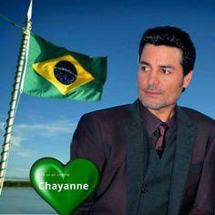 Foto de Campanha Chayanne enBrasil!