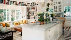 One dream kitchen, 15 real ideas