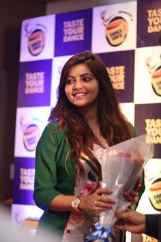 #AthulyaRavi 😍 Latest Photos from the opening ceremony of Dance Master Sherif