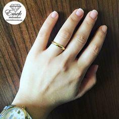 Evlilik Koleksiyonu Trend Classic Alyans Modelleri... 🌐emekmucevher.com | ☎03122196060