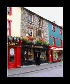 Irish Pub, Killarney, Ireland Copyright: Estelle DR