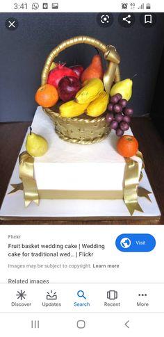 Cake Designs, Basket, Fruit, Chair, Furniture, Home Decor, Decoration Home, Room Decor, Home Furnishings