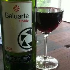3 augustus 2012: Baluarte Roble. 2008. Spaans. En lekker. ****