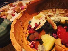 Japanese Zabaione at Kuro.  Click Visit and take a look at our review.