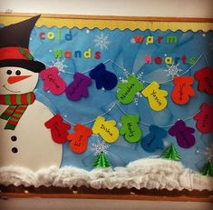 Easy Christmas Classroom Decorations you'll have to check out before you scroll up Before the Holiday Season kicks in and you say goodbye to your friends why don't you check out some Easy Christmas Classroom decorations ideas and do it! December Bulletin Boards, Christmas Bulletin Boards, Winter Bulletin Boards, Preschool Bulletin Boards, Classroom Bulletin Boards, Classroom Decor, Bullentin Boards, Winter Bulliten Board Ideas, Christmas Bulletin Board Decorations