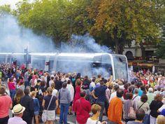 Place Jean Jaurès - 31 août 2013 (Inauguration du tramway de Tours)