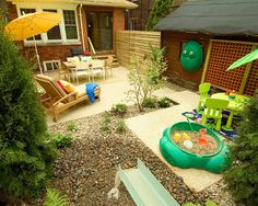 Small Backyard Landscaping Ideas For Kids Design Patio Designs