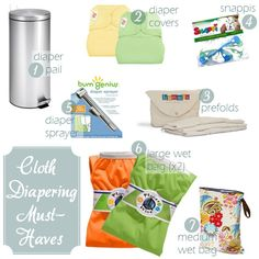 >Everything you need and need to know about cloth diapering< | Bean In Love