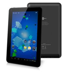 """Das extrem flache Internet-Tablet MP1010 von Mpman läuft unter dem Betriebssystem Android 4.0 und hat einen kapazitiven Multitouch-Display mit einer 17,8 cm (10,1"""") Diagonale.    Dank des WLAN-Moduls ist das Kommunizieren und Surfen mit diesem Tablet extrem komfortabel. 3G Ready, ermöglicht dem Mpman Tablet den Anschluss eines optional erhältlichen 3G USB-Sticks."""