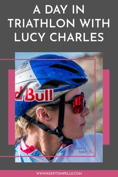 A Day In Triathlon With Lucy Charles - keep it simpElle Sprint Triathlon Training Plan, Ironman Triathlon, Swim Technique, Mental Health And Wellbeing, Learn To Swim, Gain Muscle, What Is Like, Fitness Tips, Promotion