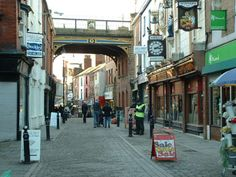 Stockport....My home town...since 1964