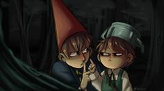 Over the Garden Wall Scene Redraw by Mugges on deviantART