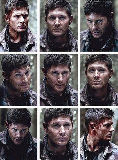 Purgatory Dean ~ I'm so baaaaaaad for loving him sooooo much like this!